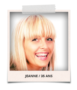Jeanne 35 ans