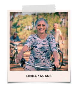 Linda 65 ans adultes incontinents